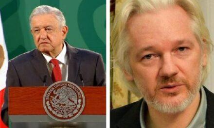 El presidente Andrés Manuel López Obrador indicó que México le ofrecerá asilo político al activista Julian Assange