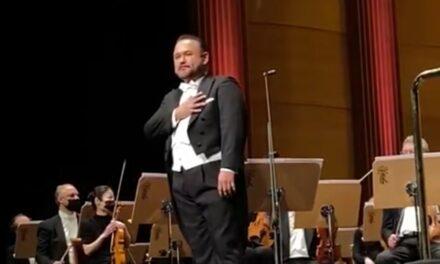Video: Triunfa tenor xalapeño Javier Camarena en Madrid