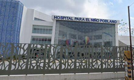 Por Covid – 19, han muerto 11 niños y niñas en el Hospital para el Niño Poblano: Secretaría de Salud