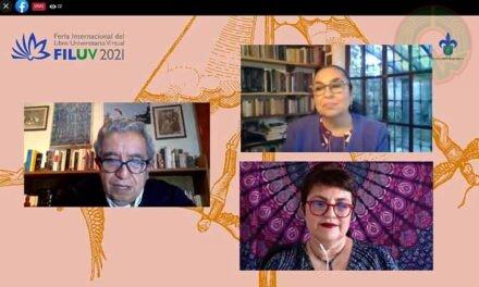 Celia del Palacio da voz a mujeres del pasado y el presente: Rectora