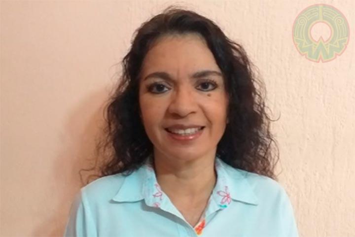 Leydi Margarita López Castro, exdirectora de la Facultad, fue clave para lograr el reconocimiento internacional