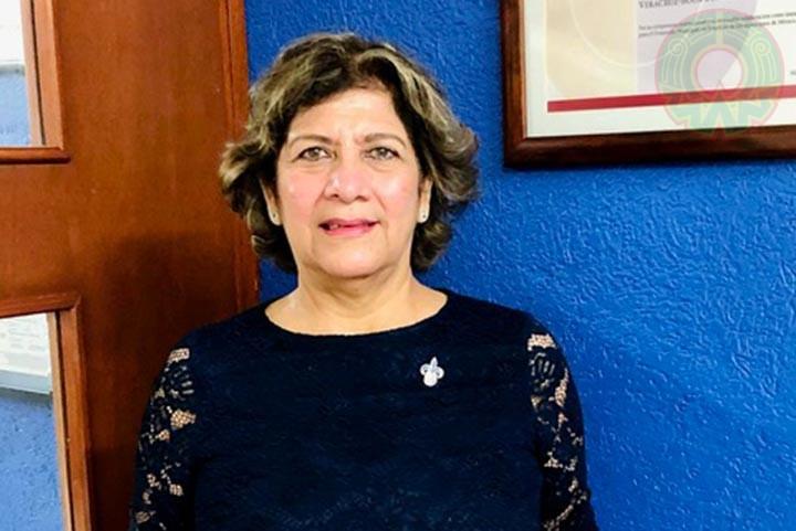 Emilia Aguirre Bautista, directora de la Facultad de Administración