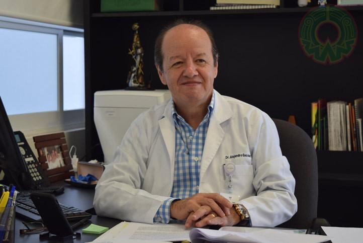 Alejandro Escobar Mesa, director de la CUSRS (foto de archivo)