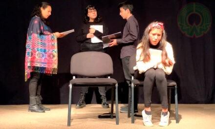 Casa del Lago UV presentó virtualmente lectura dramatizada de Genoveva