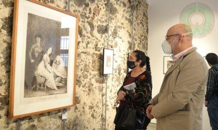 Galería Universitaria RAC exhibe Los Caprichos, de Francisco Goya