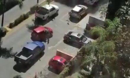 VIDEOS: Se registra balacera en zona exclusiva de Zapopan, Jalisco