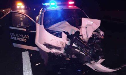 Fuerte accidente en la carretera Xalapa – Veracruz, 1 persona perdió la vida