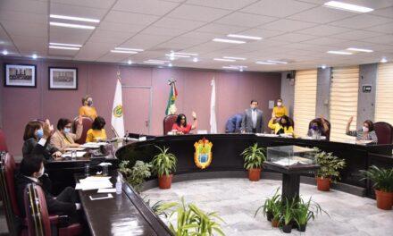 Autoriza Congreso Local licencia a tres presidentes municipales