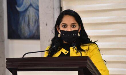 Propone diputada Kristel Hernández iniciativa que combate la deserción escolar