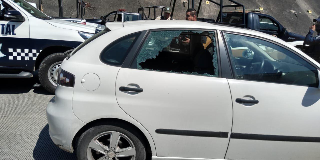 Recibe disparo en intento de asalto cerca de velodromo en Xalapa