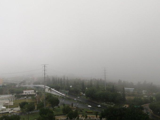 En las próximas 24 horas se esperan condiciones para nieblas, lloviznas y lluvias, las más importantes en regiones montañosas del estado