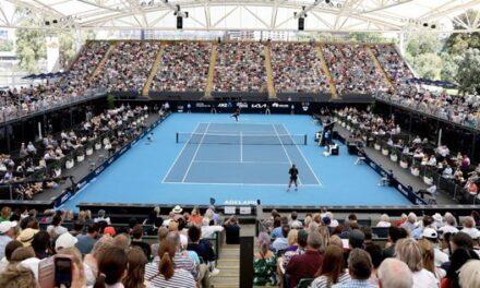 Australia dio la muestra que es posible el deporte a estadios llenos, con afición sin cubrebocas y grandes deportistas en la cancha.