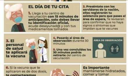 Lanza Salud pagina de registro para vacunacion de adultos mayores Nación