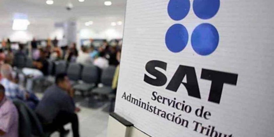 Cuidado! SAT detecta apps móviles que roban datos de los contribuyentes