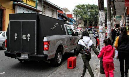 La noche de este jueves en Xalapa, 3 casos positivos de covid-19 y lamentablemente 9 decesos