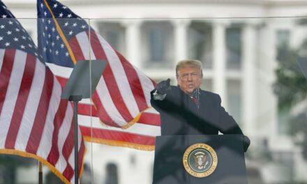 Senado vota que juicio político a Trump es constitucional