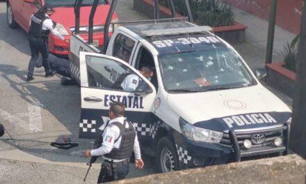 Asesinan a dos policías tras ataque en Orizaba