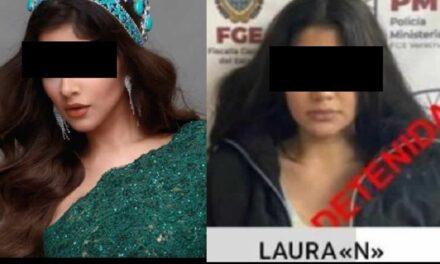 Miss Oaxaca 2018, fue vinculada a proceso por secuestro