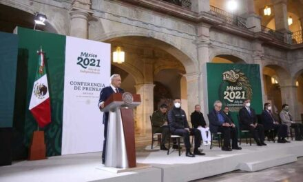AMLO encabeza ceremonia por aniversario luctuoso del general Vicente Guerrero