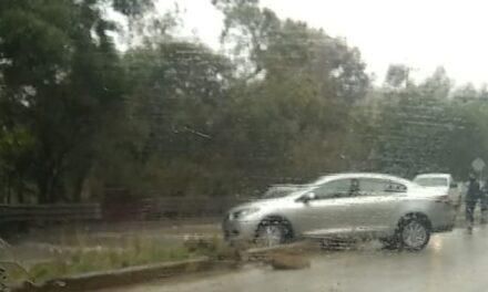 Precaución:Accidente en la carretera Xalapa-Coatepec, altura Río Sordo