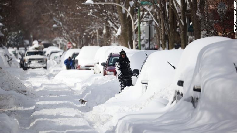 Resultado de imagen de En Estados Unidos van 47 muertes por tormentas invernales