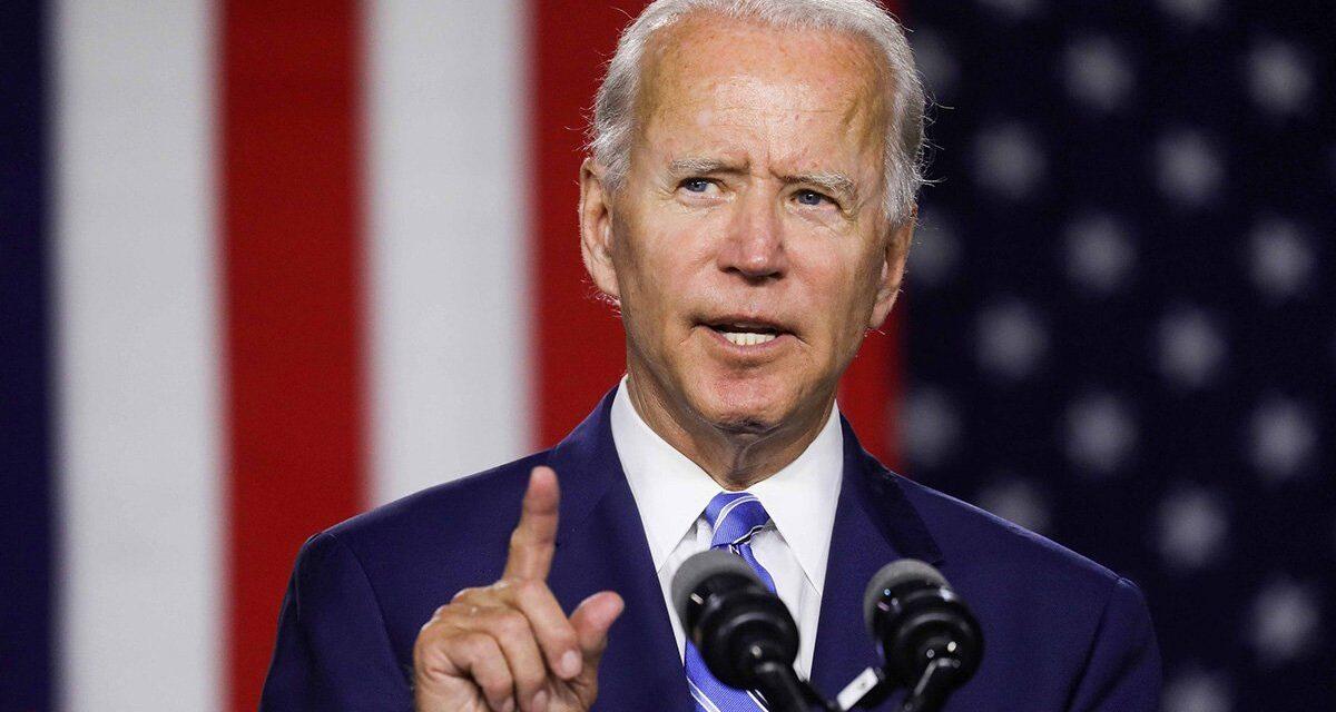 Una vez que venzamos al covid-19, sigue el cáncer: Joe Biden
