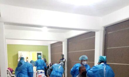 Veracruz amplia vacunación de adultos mayores a 31 localidades más