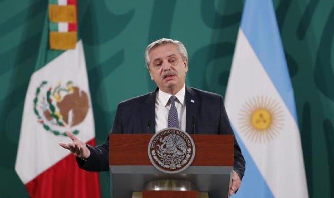 México y Argentina alzaron la voz para que a nivel mundial se evite el acaparamiento de las vacunas contra el COVID-19.