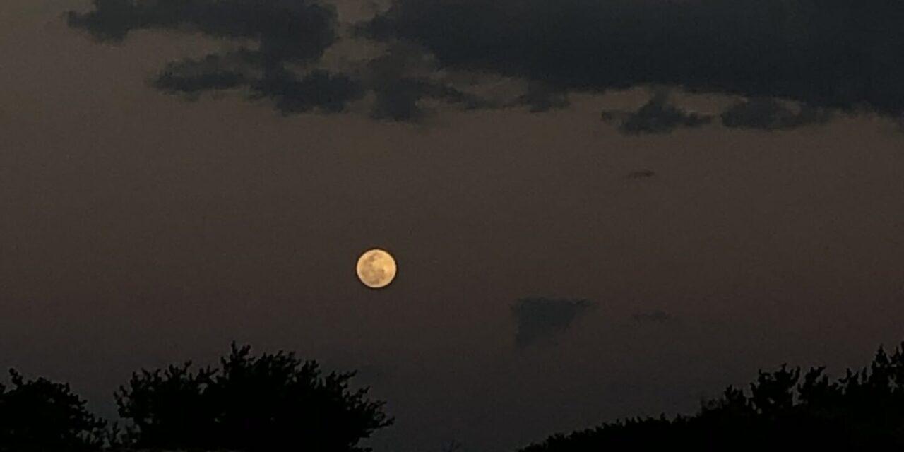 Mira al cielo y admira la Luna de Nieve este fin de semana