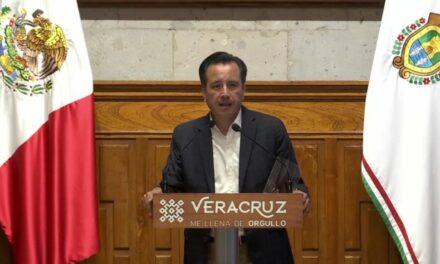 Hay 2 líneas de investigación por el caso del doble homicidio en Cosoleacaque: Cuitláhuac García