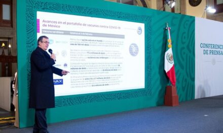 México recibirá entre 6.4 y 10.9 millones de vacunas contra el COVID-19, gracias al mecanismo Covax: Marcelo Ebrard