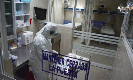 La noche de este sábado en Xalapa 29 casos positivos de covid-19 y lamentablemente 3 decesos
