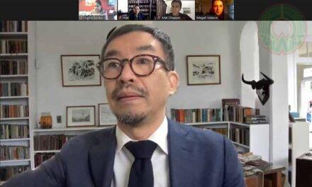 Profesor de la U. Seisen explicó visión japonesa de Latinoamérica