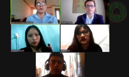 Estudiantes de Pedagogía evaluaron acciones ante cambio climático