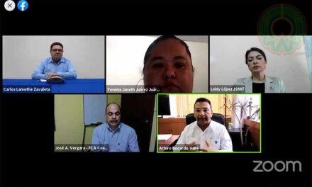 FCA realizó panel virtual sobre logística internacional y aduanas
