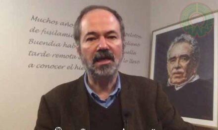 El humor no determina las historias de García Márquez: Juan Villoro