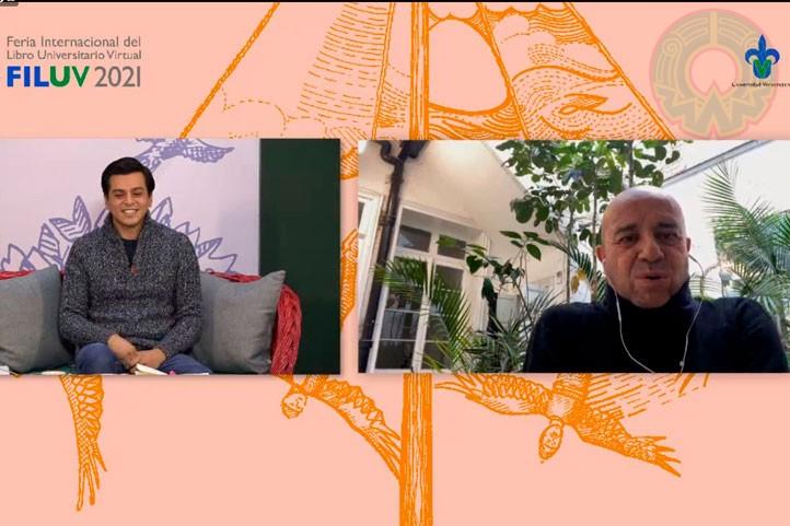 La novela fue presentada por Lino Daniel y el autor