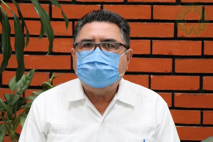 Carlos Lamothe Zavaleta, vicerrector de la región Coatzacoalcos-Minatitlán