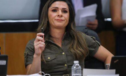Senado cita a Ana Guevara por presuntos desvíos en Conade Debido a que la investigación está en curso, no se prevé que dé a conocer mayores detalles.