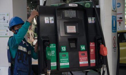 Aumento en el precio de la gasolina es transitorio y no tiene fundamento