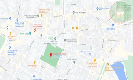 COLONIAS QUE LES CORRESPONDE VACUNARSE EN EL ESTADIO DEPORTIVO COLÓN