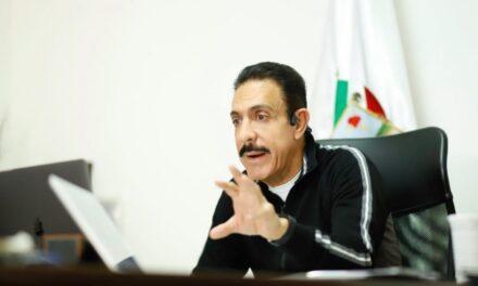 Gobernador Omar Fayad pide indagar muerte de mujer tras aplicación de vacuna