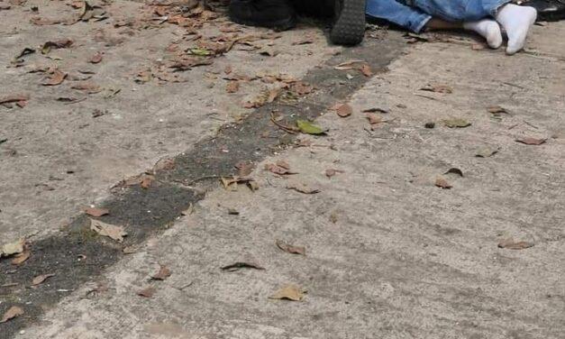 Lo asaltan y golpean en la avenida Xalapa