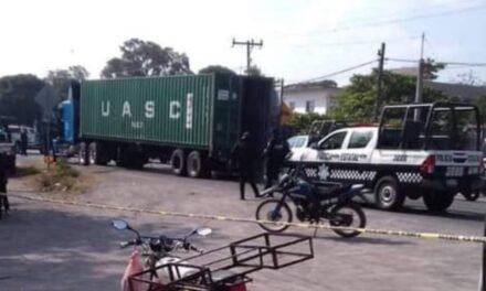 Se registra persecución en la carretera Xalapa – Veracruz