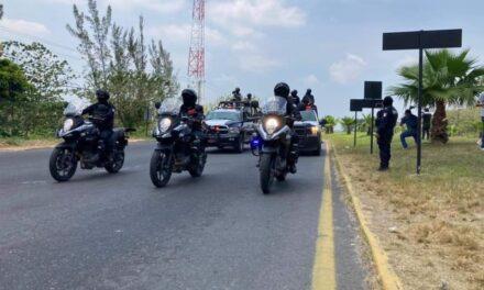 Implementa SSP Operativo de Semana Santa, en Acayucan y Cosoleacaque