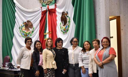 8M, el momento para gritar al mundo ¡Basta Ya!: Ana Miriam Ferráez