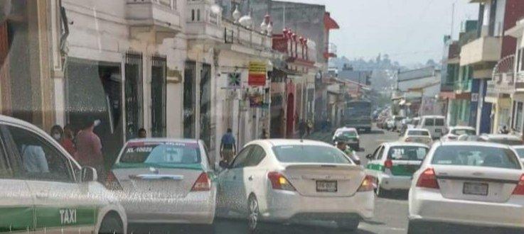 Se registran 3 accidentes de tránsito la tarde de este lunes en Xalapa