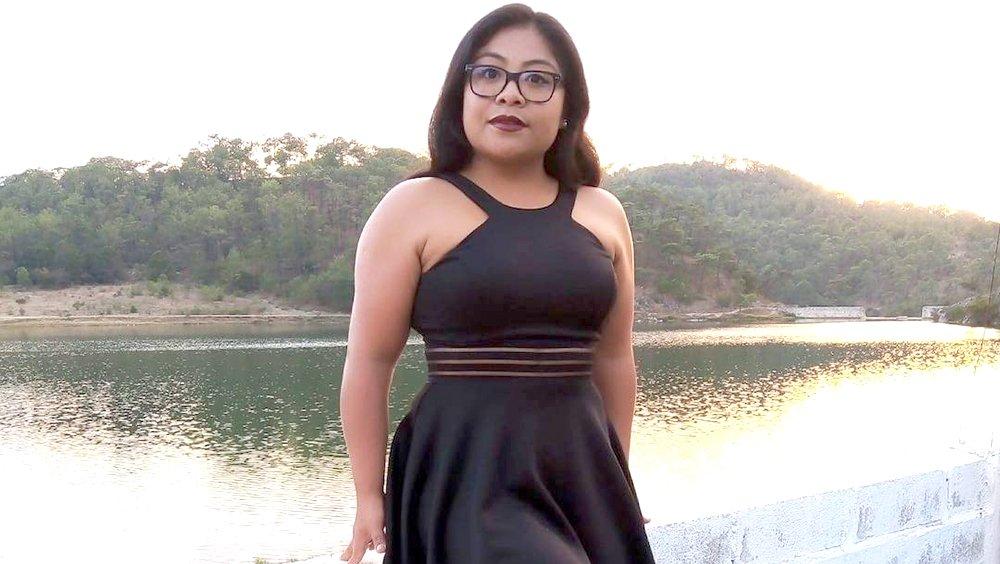 Hermana de Yalitza Aparicio va por diputación federal por el PRI-PAN-PRD