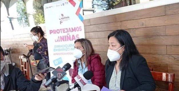 """Campaña """"Protejamos a las niñas, erradiquemos el embarazo infantil"""" : Equifonía"""