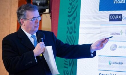 SRE y UNAM suman esfuerzos para desarrollo de vacunas Covid
